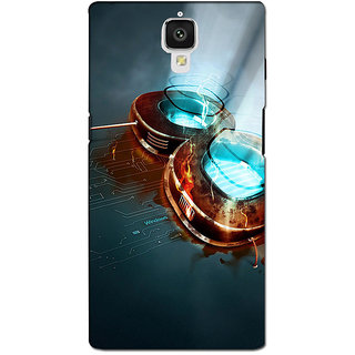 instyler PREMIUM DIGITAL PRINTED 3D BACK COVER FOR ONE PLUS 3 3D1PLUS3DS-10205