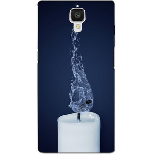 instyler PREMIUM DIGITAL PRINTED 3D BACK COVER FOR ONE PLUS 3 3D1PLUS3DS-10285