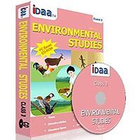 Idaa Class 3 Environmental Studies Educational CBSE (CD)