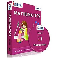 Idaa Class 5 Mathematics Educational CBSE (CD)