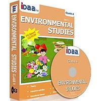 Idaa Class 4 Environmental Studies Educational CBSE (CD)