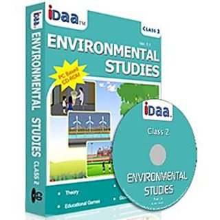 Idaa Class 2 Environmental Studies Educational CBSE (CD)