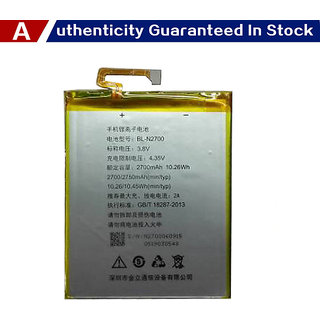 100 Percent Original BL-N2700 Battery for Gionee Elife S7 GN9006 3.8V BL-N2700 2700 mAh.