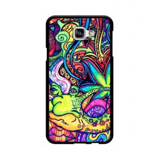 Digital Printed Back Cover For Samsung Galaxy A7(2016)
