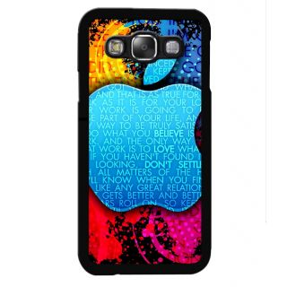 Digital Printed Back Cover For Samsung Galaxy J5