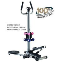 KAMACHI MULTI STEPPER WITH TWISTER & DUMBBELLS TS - 008