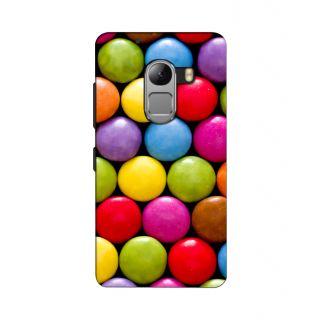 Instyler Digital Printed 3D Back Cover For Lenovo K4 Note