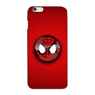 Instyler Digital Printed 3D Back Cover For Apple I Phone 6