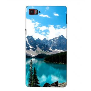 Instyler Digital Printed 3D Back Cover For Lenovo Vibe Z2 Pro K920