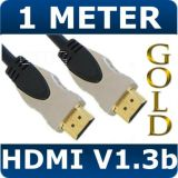 1M HDMI To HDMI Lead Cable For Xbox 360 PS3 & LCD TV