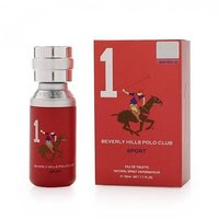 Beverly Hills Polo Club EDT Sport Red  Men 1 100 ML