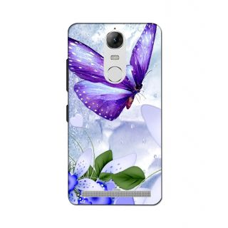 Instyler Digital Printed 3D Back Cover For Lenovo K5 Note