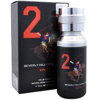 Beverly Hills Polo Club EDT Sport Black Men 2 100 ML