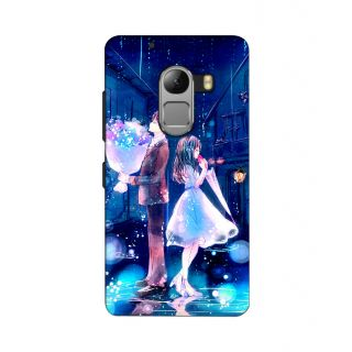 Instyler Digital Printed 3D Back Cover For Lenovo K4 Note