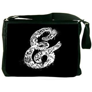 Snoogg And Gang Designer Laptop Messenger Bag
