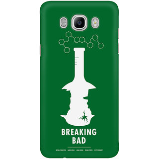 Dreambolic Breaking Bad Mobile Back Cover