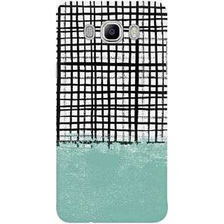 Dreambolic Grid Mobile Back Cover