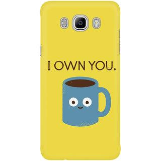 Dreambolic Coffee Talk Mobile Back Cover