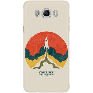 Dreambolic Come See The Universe Mobile Back Cover