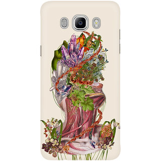 Dreambolic Crowned Anatomical Collage Mobile Back Cover