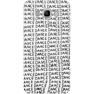 Dreambolic Dance Mobile Back Cover