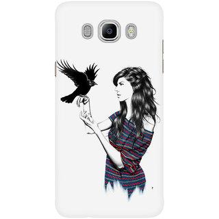 Dreambolic Dark Wings Mobile Back Cover