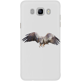Dreambolic Arctic Eagle Mobile Back Cover