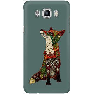 Dreambolic Fox Love Juniper Mobile Back Cover