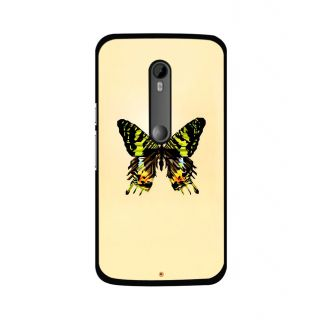Digital Printed Back Cover For Moto X Style