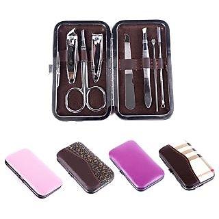 TERMAX 7 in 1 Manicure Pedicure Kit