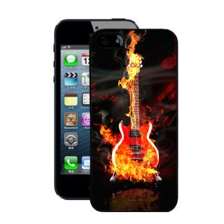 Digital Printed Back Cover For Apple I Phone 5S Ip5STmc-11496