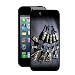 Digital Printed Back Cover For Apple I Phone 5S Ip5STmc-11526
