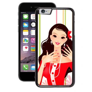 Digital Printed Back Cover For Apple I Phone 6 Ip6Tmc-11550