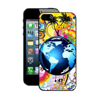 Digital Printed Back Cover For Apple I Phone 5S Ip5STmc-11484
