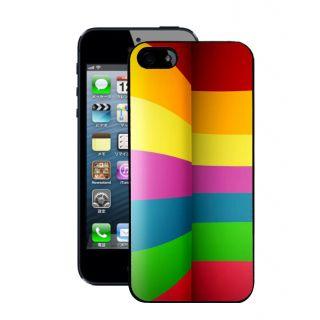 Digital Printed Back Cover For Apple I Phone 5S Ip5STmc-11719