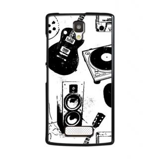 Digital Printed Back Cover For Lenovo A2010 LenA2010Tmc-11469