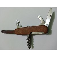 Multipule Knife With Wood