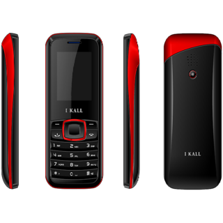 IKall K19 (1.8 Inch Dual Sim BIS Certified Made in India)
