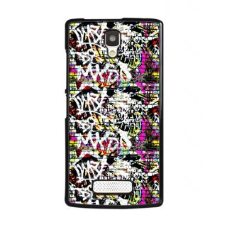 Digital Printed Back Cover For Lenovo A2010 LenA2010Tmc-11264