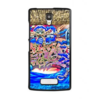 Digital Printed Back Cover For Lenovo A2010 LenA2010Tmc-11270
