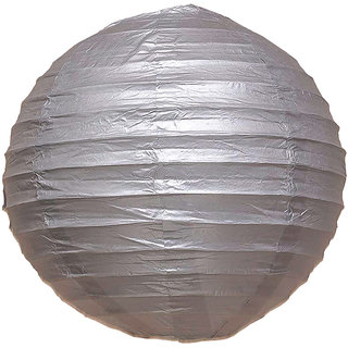 Skycandle Silver Paper Lantern