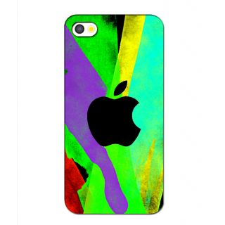 Instyler Premium Digital Printed 3D Back Cover For Apple I Phone 4 3Dip4Tmc-11164
