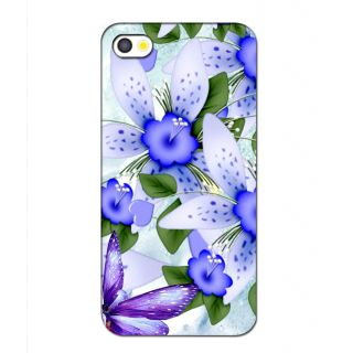 Instyler Premium Digital Printed 3D Back Cover For Apple I Phone 4 3Dip4Tmc-11536