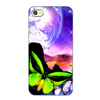 Instyler Premium Digital Printed 3D Back Cover For Apple I Phone 4 3Dip4Tmc-11560