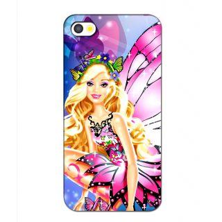 Instyler Premium Digital Printed 3D Back Cover For Apple I Phone 4 3Dip4Tmc-11568