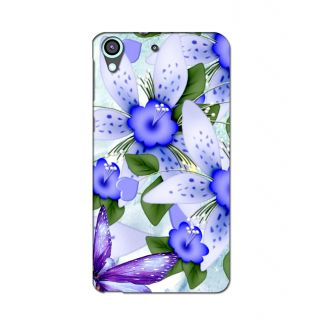 Instyler Digital Printed 3D Back Cover For Htc 626 3Dhtc626Tmc-11536