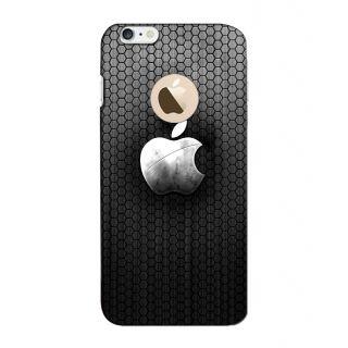 Instyler Digital Printed 3D Back Cover For Apple I Phone 6S Logo 3Dip6SlogoTmc-11110