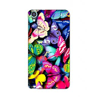 Instyler Digital Printed 3D Back Cover For Htc 626 3Dhtc626Tmc-11567