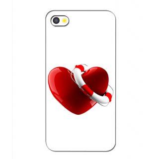 Instyler Premium Digital Printed 3D Back Cover For Apple I Phone 4 3Dip4Tmc-11365