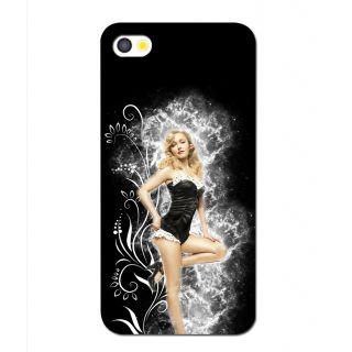 Instyler Premium Digital Printed 3D Back Cover For Apple I Phone 4 3Dip4Tmc-11766